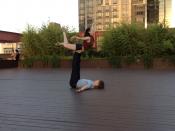 Dancers: Sena & Taylor