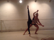 Dancers: Kate & Alfredo